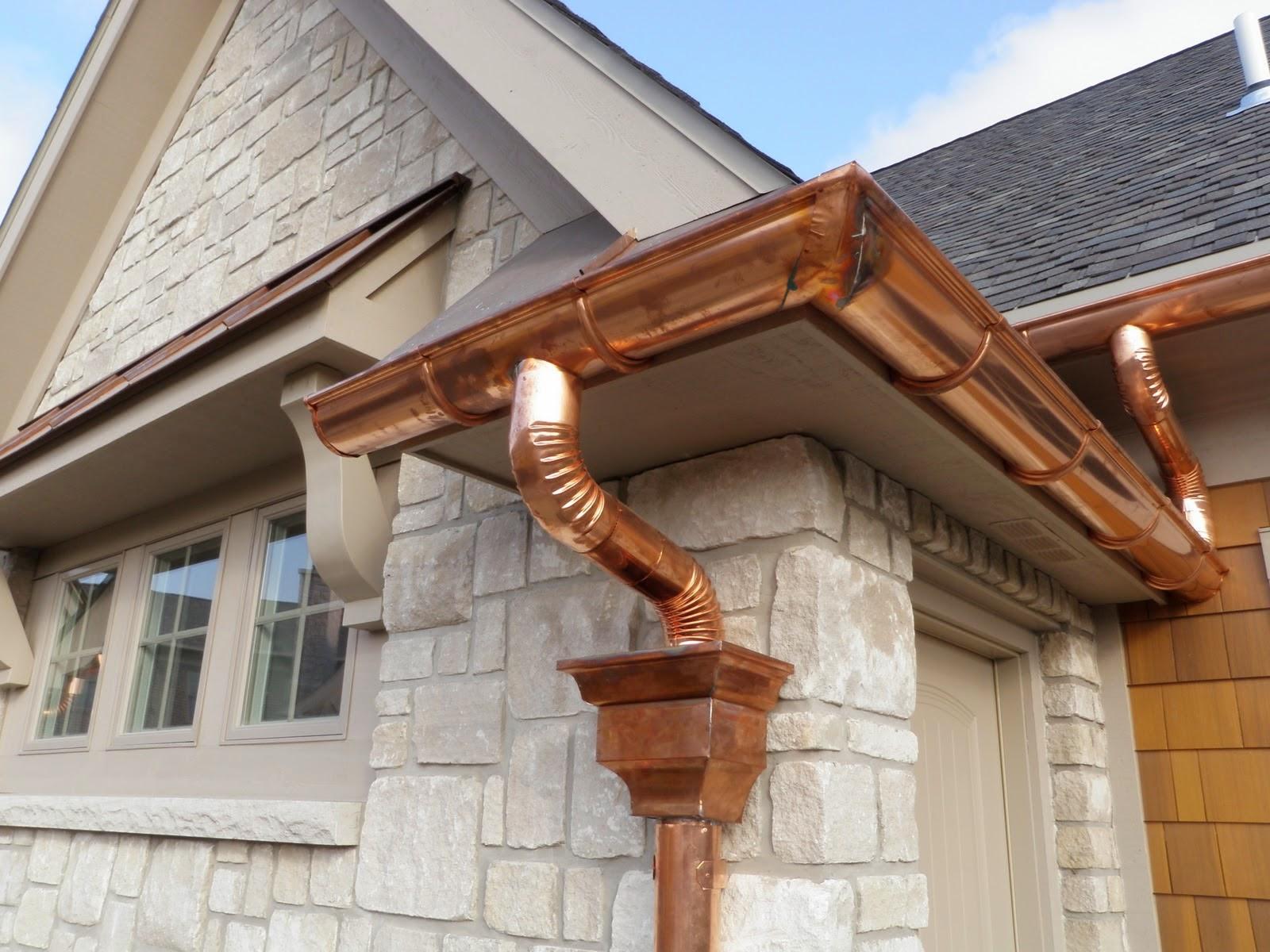 Сливная система для крыши из канализационных труб своими руками